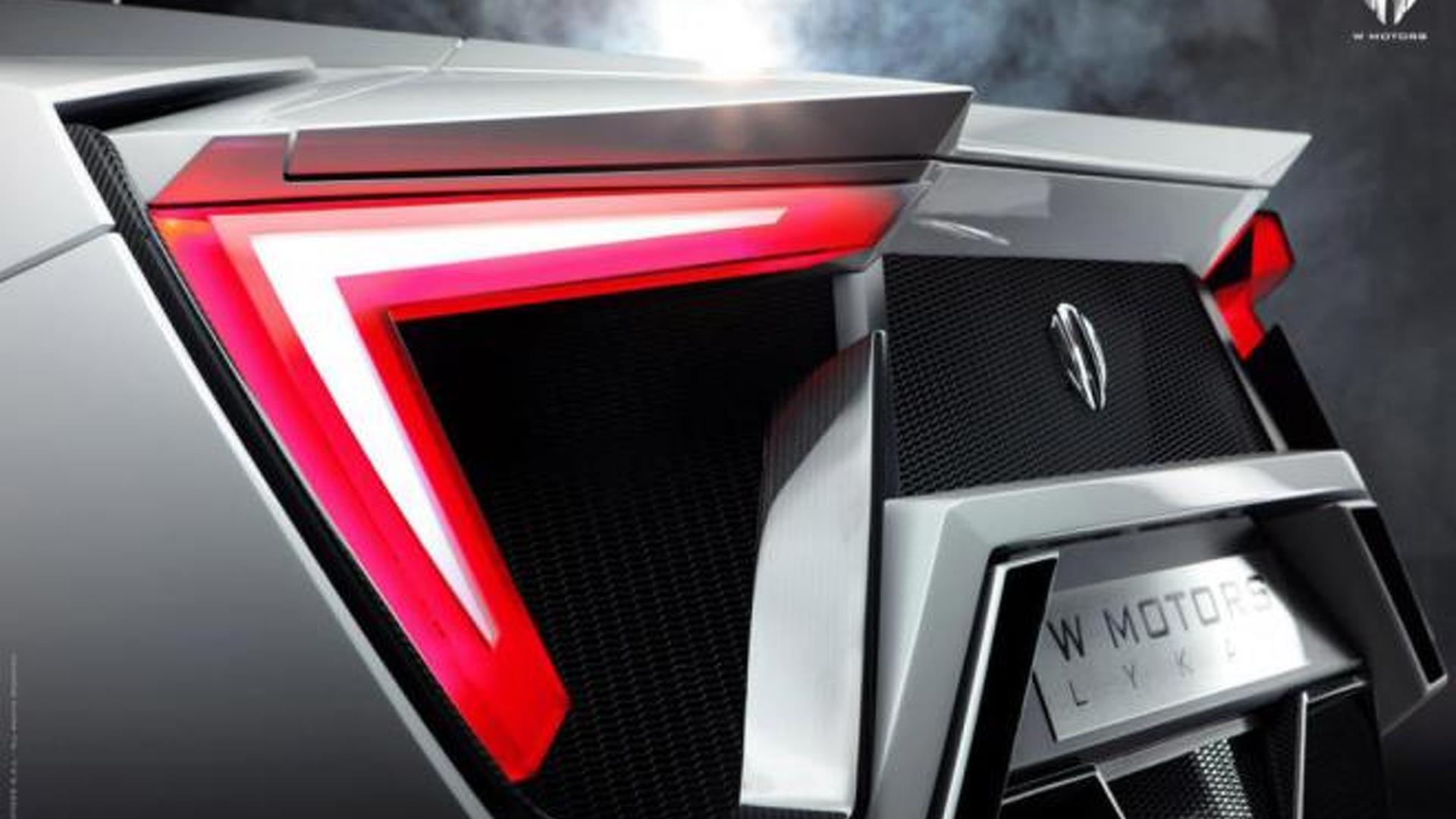 Lykan Hypersport returns in new close-up video