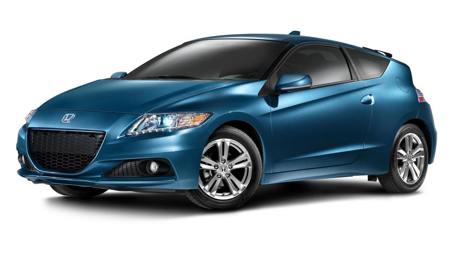 2013 Honda CR-Z arrives in U.S. from 19,975 USD