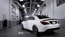 Mercedes CLA by D2Autosport