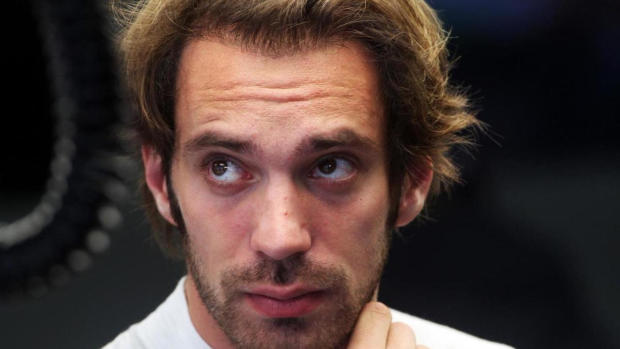 Jean-Eric Vergne 23.11.2013 Brazilian Grand Prix