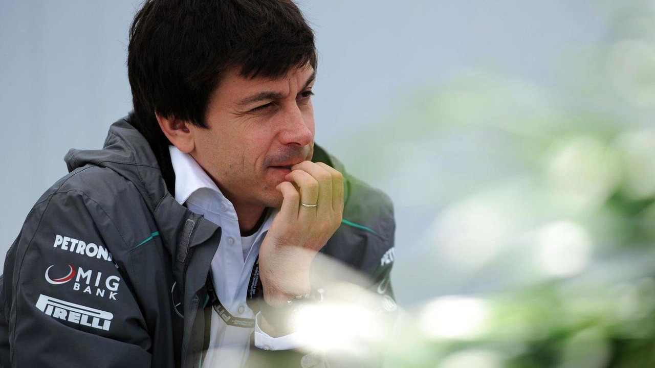 Toto Wolff, Mercedes AMG F1 Shareholder and Executive Director 09.06.2013 Canadian Grand Prix