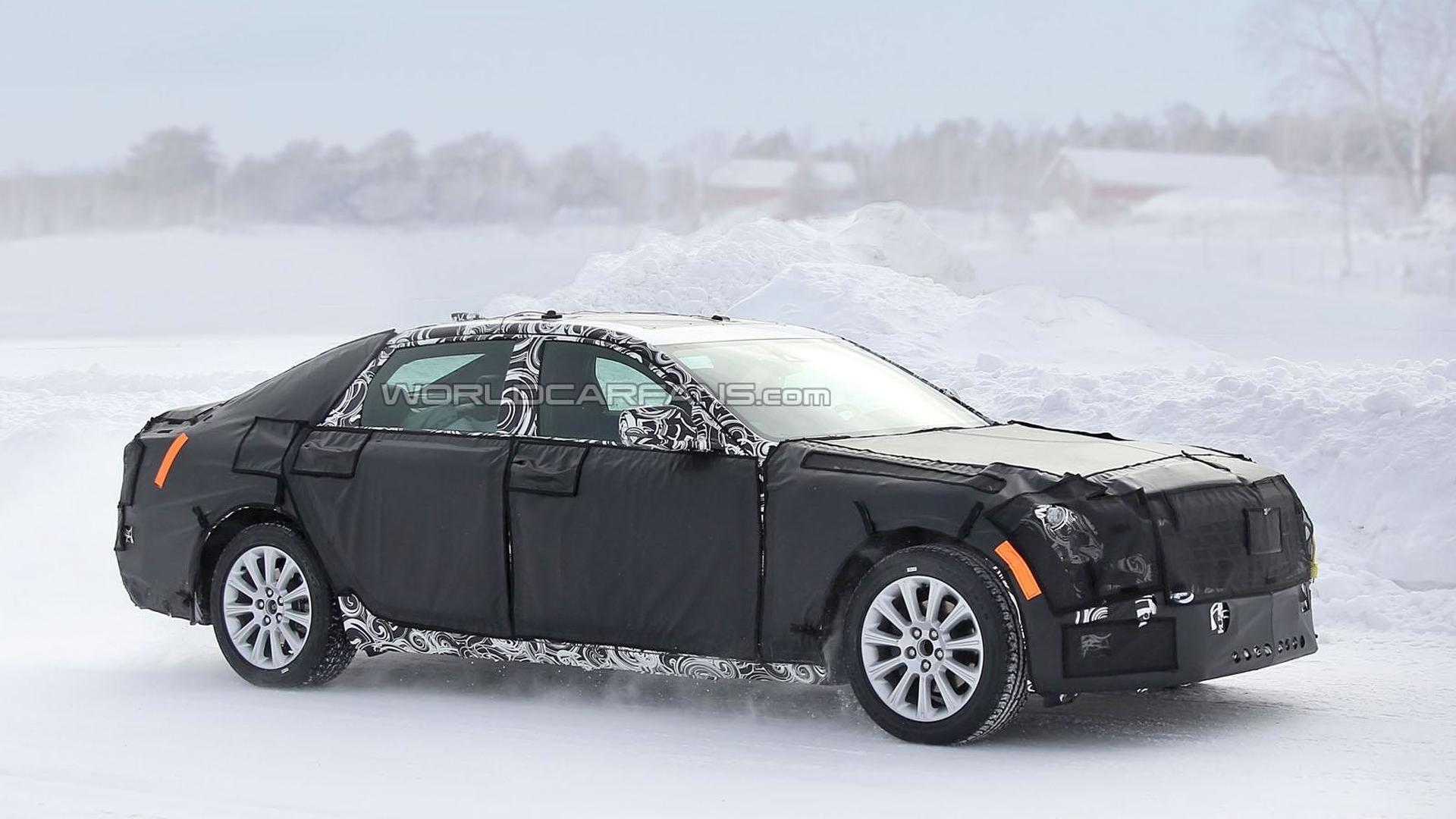 Cadillac flagship to offer individual reclining rear seats