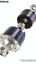 ECVT for Hybrids - Electric Motors