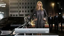 Mercedes-Benz to launch Internet TV
