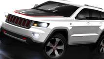 Jeep Grand Cherokee Trailhawk concept 27.3.2012