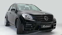Mercedes M-Class by Lorinser 26.4.2012