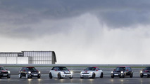 The MINI JCW (John Cooper Works) family