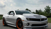 Lingenfelter Chevy Camaro Signature Series revealed