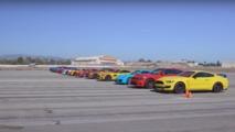 Vidéo - World's Greatest Drag Race 6 : laquelle est la plus rapide ?