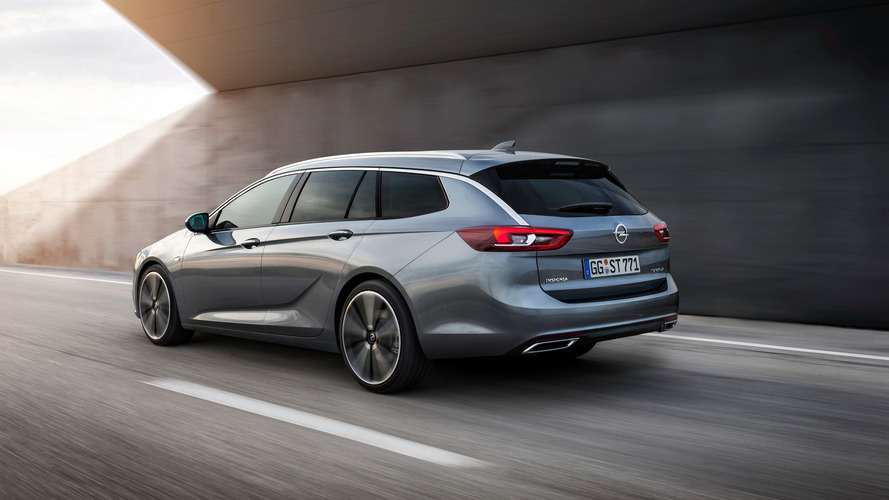 2017 Opel Insignia Sports Tourer out for Passat Variant blood
