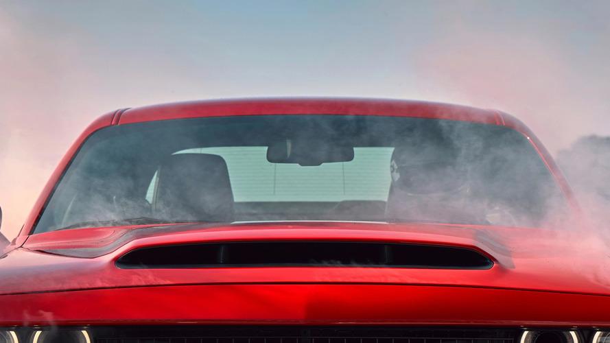 The Dodge Challenger SRT Demon will suck so much