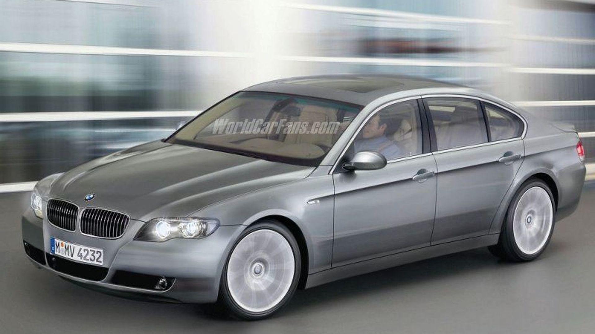 SPY PHOTOS: New BMW 7-Series