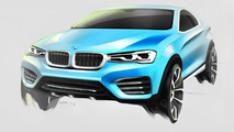 BMW Urban Cross coming in 2017 with unique styling inside & out