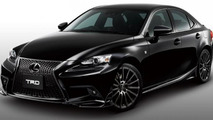 2014 Lexus IS gets tuned by TRD