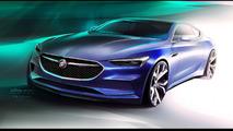 Buick Avista concept could spawn a four-door coupe