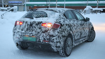 Spy photos show Alfa Romeo isn't neglecting the Giulietta