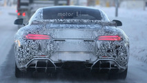 Mercedes-AMG GT-R spy photo