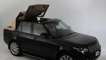 Newport unveils their Range Rover Convertible [video]