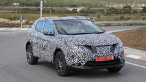 2014 Nissan Qashqai spied for the last time