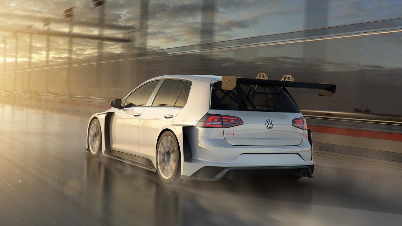 2018 VW Golf GTI TCR