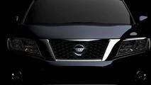 Nissan Pathfinder Concept teaser image