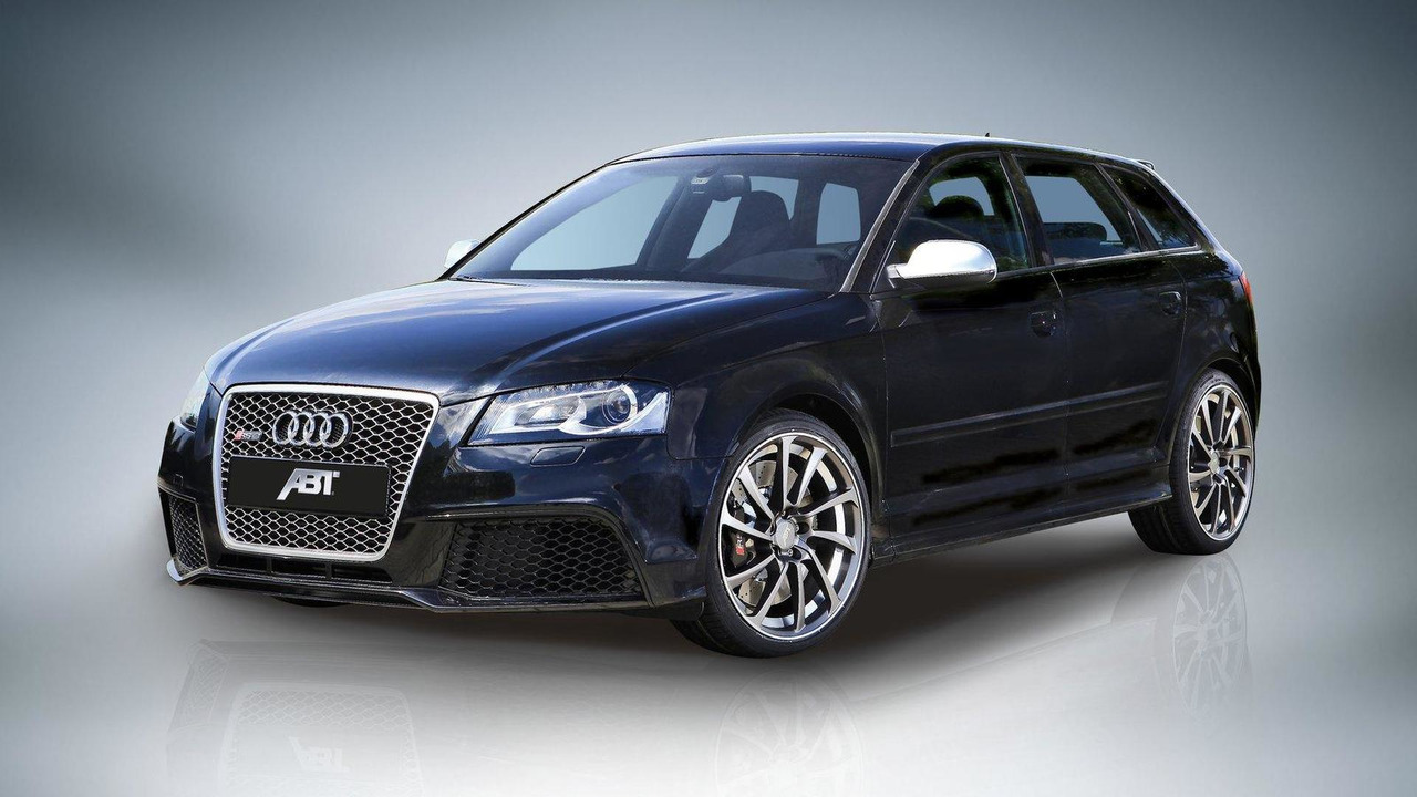 Audi RS3 tuned by Abt Sportsline 01.09.2011