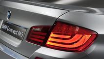 2012 BMW M5 Concept first photos 04.04.2011