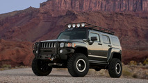 Hummer Goes Off-Road at SEMA