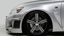 Wald Lexus IS-F Sports Line Black Bison Edition