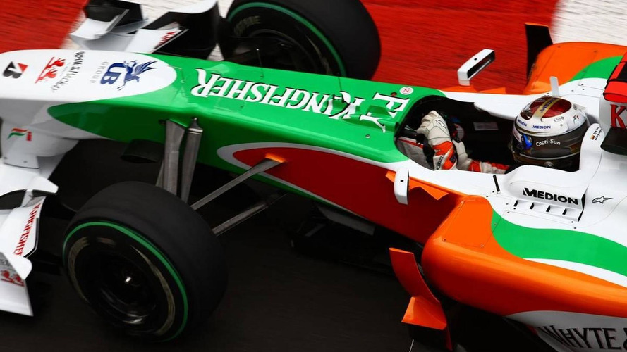 Force India to use KERS in 2011 - report