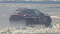 2011 Nissan Qazana Spied On Swedish Frozen Lake