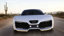 Audi RS7 Concept artist design interpretation - 1000 - 11.03.2010