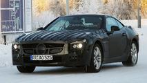 2012 Mercedes SL-Class Prototype