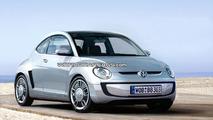2011 VW Beetle Details Surface