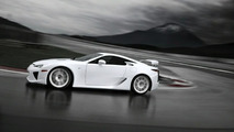 Lexus to lease, not sell, LFAs to foil speculators