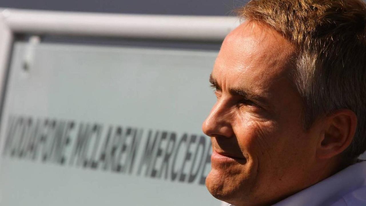 Martin Whitmarsh (GBR), McLaren, Chief Executive Officer, Canadian Grand Prix, 11.06.2010 Montreal, Canada