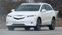 2016 Acura RDX facelift spy photo