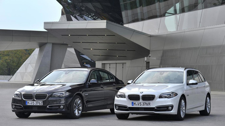 BMW upgrades the 518d & 520d, features more power & improved efficiency