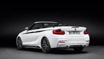 BMW M Performance parts introduced for 2-Series Convertible