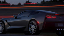 Euro-spec Chevrolet Corvette Stingray