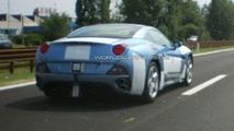 Ferrari California First On the Road Spy Photos