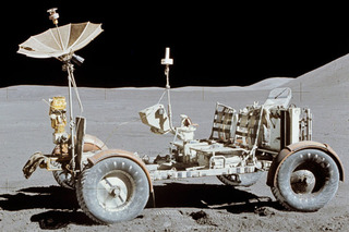 Long-Lost Lunar Rover Prototype is Found in Scrapyard