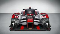 Audi reveals new R18 for 2016 season