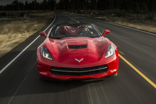 Koreans Won't Be Able to Buy the New Corvette