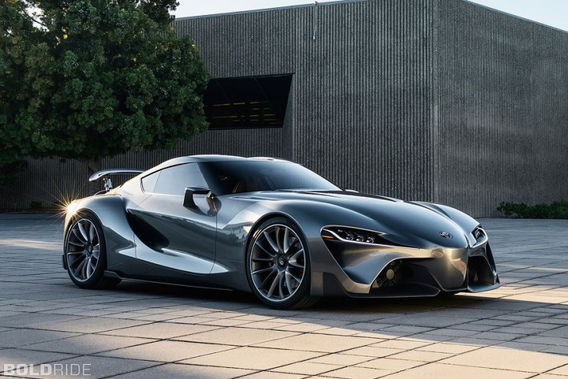 New Toyota Sports Car Could Have Hefty Price Tag