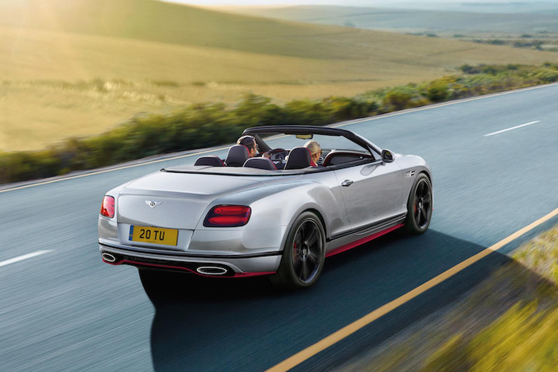 Bentley Just Built Its Fastest Car Ever