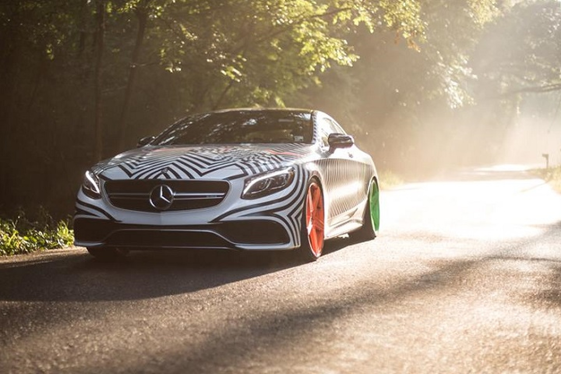 This Mercedes-Benz S63 AMG Proves Beauty Really is Subjective