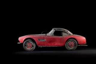 BMW Restoring Classic 507 Convertible Owned by Elvis