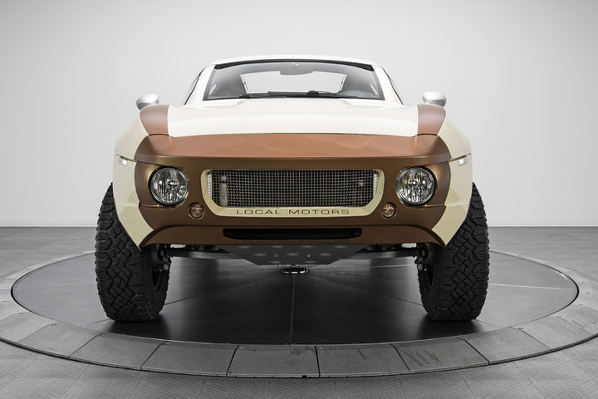Up for Sale: Ray Evernham's Rally Fighter