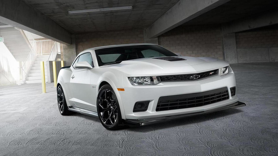 Chevy cuts price of 2015 Camaro Z/28 by $2k